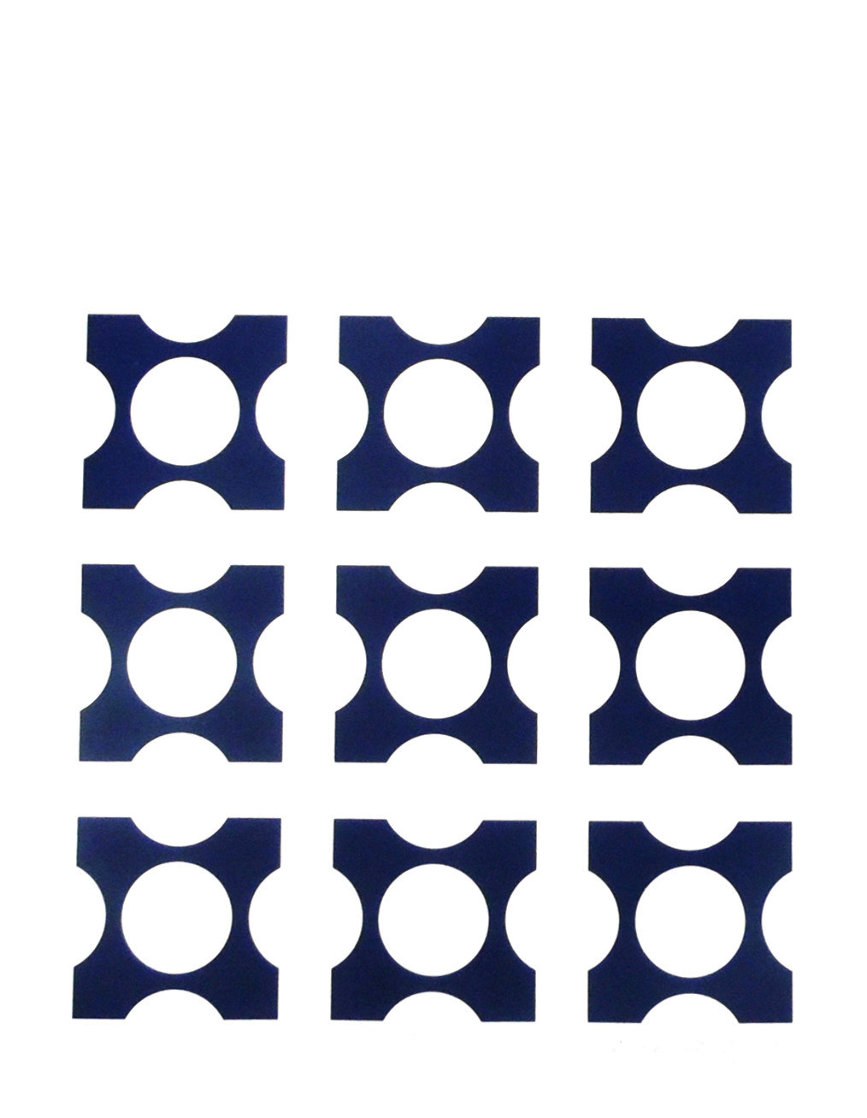 Blue: Album I Suite 1959  Limited Edition Print by Victor Vasarely