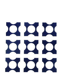 Blue: Album I Suite 1959 Limited Edition Print - Victor Vasarely