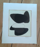 Octal No. 5 1972 Limited Edition Print by Victor Vasarely - 2