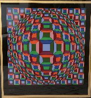Untitled Print Limited Edition Print by Victor Vasarely - 1