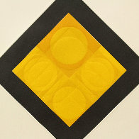 Untitled Serigraph AP 1960 (Early) Limited Edition Print by Victor Vasarely - 1
