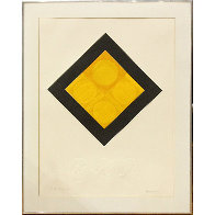 Untitled Serigraph AP 1960 (Early) Limited Edition Print by Victor Vasarely - 5