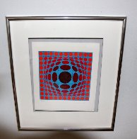 Ives 1970 Limited Edition Print by Victor Vasarely - 1