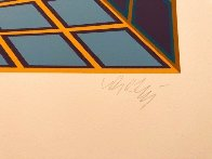 Untitled Serigraph  Limited Edition Print by Victor Vasarely - 3