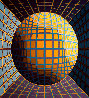 Untitled Serigraph  Limited Edition Print by Victor Vasarely - 0