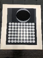 Laika Limited Edition Print by Victor Vasarely - 1