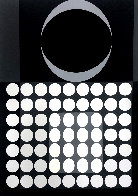 Laika Limited Edition Print by Victor Vasarely - 0