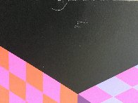 Hexa 5 EA 1988 Limited Edition Print by Victor Vasarely - 4