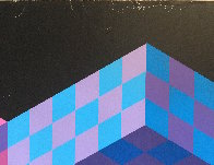 Hexa 5 EA 1988 Limited Edition Print by Victor Vasarely - 5