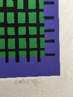 Katzag 1998 Limited Edition Print by Victor Vasarely - 3