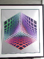 Test Tarka 1992 Limited Edition Print by Victor Vasarely - 1