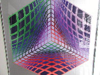 Test Tarka 1992 Limited Edition Print by Victor Vasarely - 2