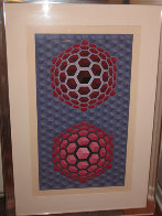 Hat Meb  1971 Limited Edition Print by Victor Vasarely - 1