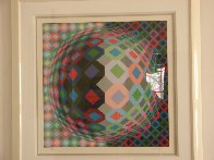 Lator Limited Edition Print by Victor Vasarely - 1