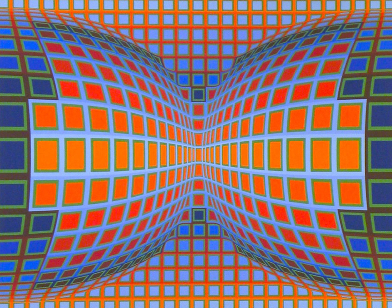 Papillon 1981 Limited Edition Print by Victor Vasarely
