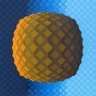 Koskota Limited Edition Print by Victor Vasarely