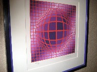 Tsiga III 1991 Limited Edition Print by Victor Vasarely - 1