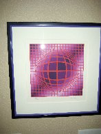 Tsiga III 1991 Limited Edition Print by Victor Vasarely - 3