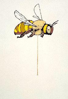 Bee Limited Edition Print - Sage  Vaughn