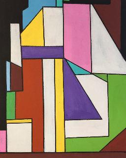 Hope 2017 20x16 Original Painting by Viorel Iarca