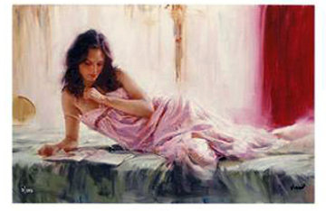 Quiet Morning (Untitled #4) Limited Edition Print by  Vidan