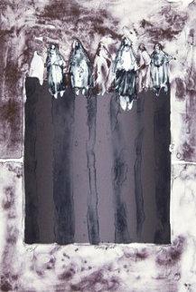 Grey Hill Limited Edition Print - Veloy Vigil