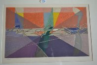 Orley 1962 Limited Edition Print by Jacques Villon - 1