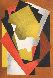 Composition (Ginestet -  Pouillon E660) 1927 Limited Edition Print by Jacques Villon - 0