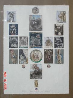 Mosique de Vagabond Limited Edition Print by Virgile Nevjestic