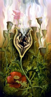 Opium Lovers 2006 Limited Edition Print by Vladimir Kush