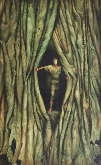 Nero 2001 Limited Edition Print by Vladimir Kush