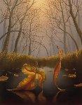 Love Confessions 2010 Limited Edition Print - Vladimir Kush