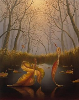 Love Confessions 2010 Limited Edition Print by Vladimir Kush