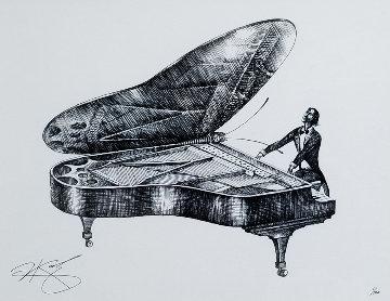 Moonlight Sonata 2012 Limited Edition Print by Vladimir Kush