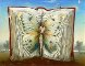 Book of Books Limited Edition Print by Vladimir Kush - 0