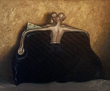 Purse 2001 Limited Edition Print by Vladimir Kush