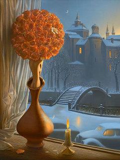 Daisy Games Limited Edition Print by Vladimir Kush