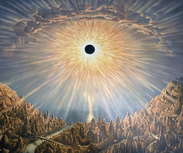 Eclipse Limited Edition Print - Vladimir Kush