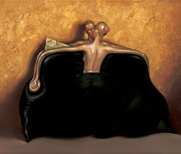Purse 1999 Limited Edition Print - Vladimir Kush