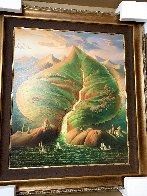 Ocean Sprout 2008 Limited Edition Print by Vladimir Kush - 1