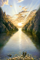 Tides of Time 2000 Limited Edition Print by Vladimir Kush - 0