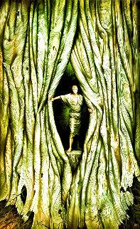 Nero 2001 Limited Edition Print - Vladimir Kush
