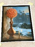 Daisy Games 2012 Limited Edition Print by Vladimir Kush - 1
