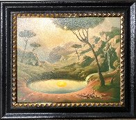 Breakfast on the Lake 2000 Limited Edition Print by Vladimir Kush - 1