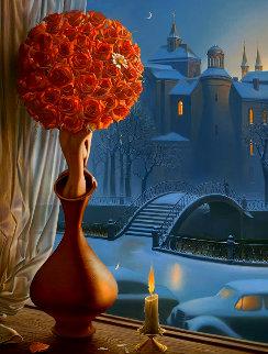 Daisy Games Limited Edition Print - Vladimir Kush