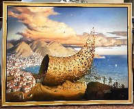 Horn of Babel 2013 Limited Edition Print by Vladimir Kush - 1
