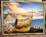 Horn of Babel 2013 Limited Edition Print by Vladimir Kush - 2