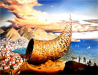 Horn of Babel 2013 Limited Edition Print by Vladimir Kush - 0