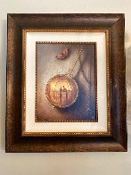 Stopped Moment 2001 Limited Edition Print by Vladimir Kush - 1
