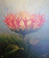 Fiery Dance 2001 Limited Edition Print by Vladimir Kush - 1
